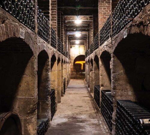 Square-wijnkelders